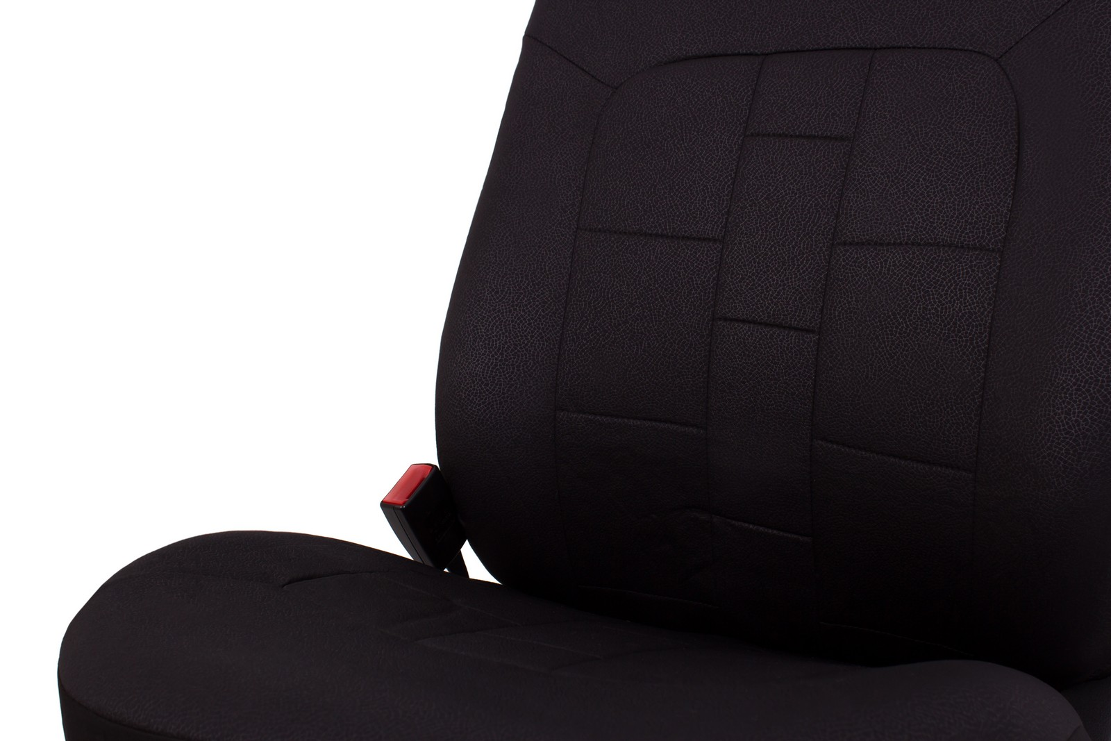 Car-Seat-Covers-Protector-for-Audi-A4-Salvador-Black-Front